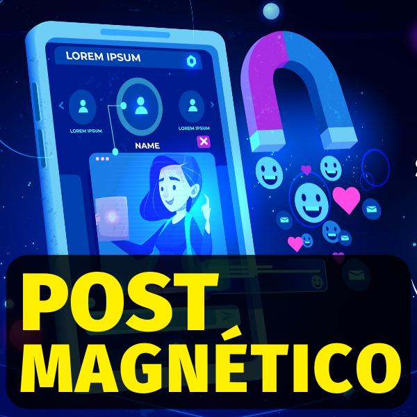 Capa Post Magnético